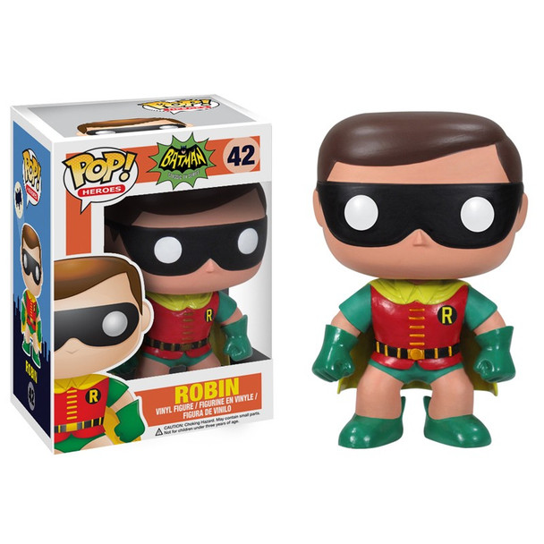 Batman 1966 TV Series Robin Pop! Vinyl Figure