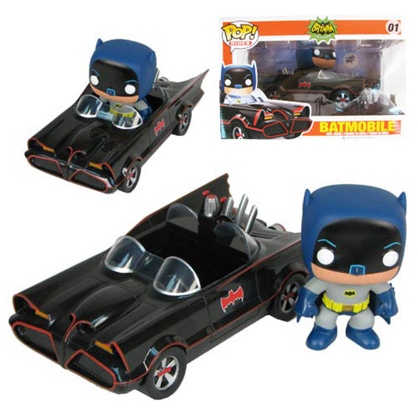 Batman 1966 TV Series Batmobile Pop! Vinyl Vehicle