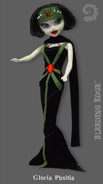 BeGoths 12-inch Series 8 Gloria Phobia Doll