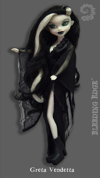 BeGoths 12-inch Series 8 Greta Vendetta Doll