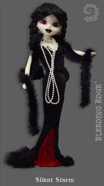 BeGoths 12-inch Series 8 Silent Storm Doll