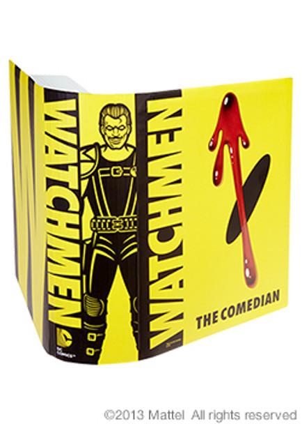 Club Watchmen The Comedian Figure