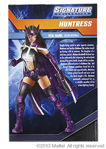 DC Universe Club Infinite Earths DC Comics Huntress Figure