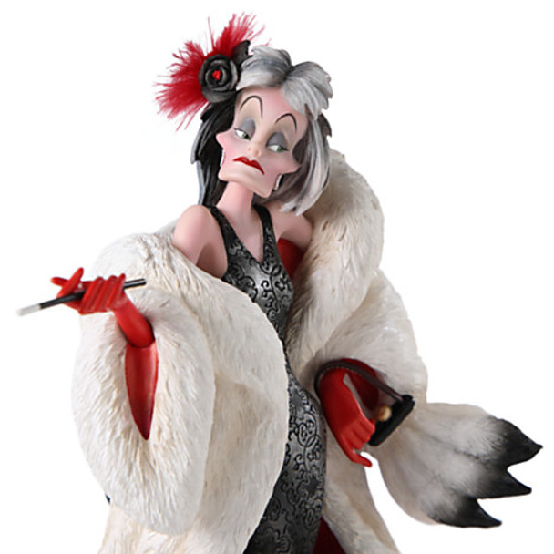 Disney Showcase Cruella De Vil Couture de Force Figurine
