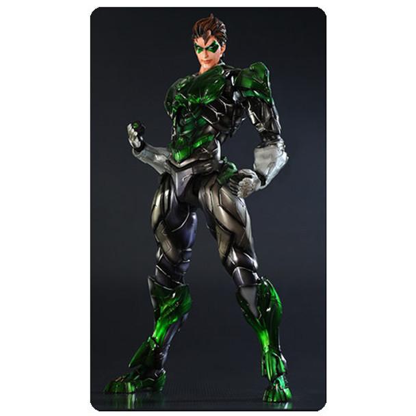 Green Lantern DC Comics Play Arts Kai Variant Action Figure