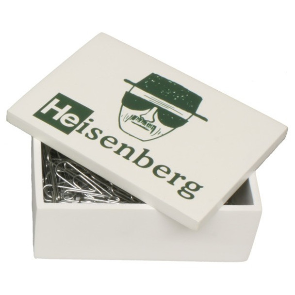 Breaking Bad Heisenberg Artwork Stash Box