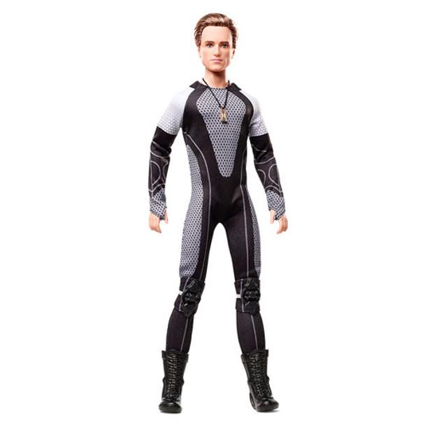 Hunger Games Catching Fire Peeta Mellark Barbie Doll