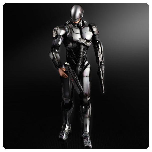 RoboCop 1.0 Play Arts Kai Action Figure
