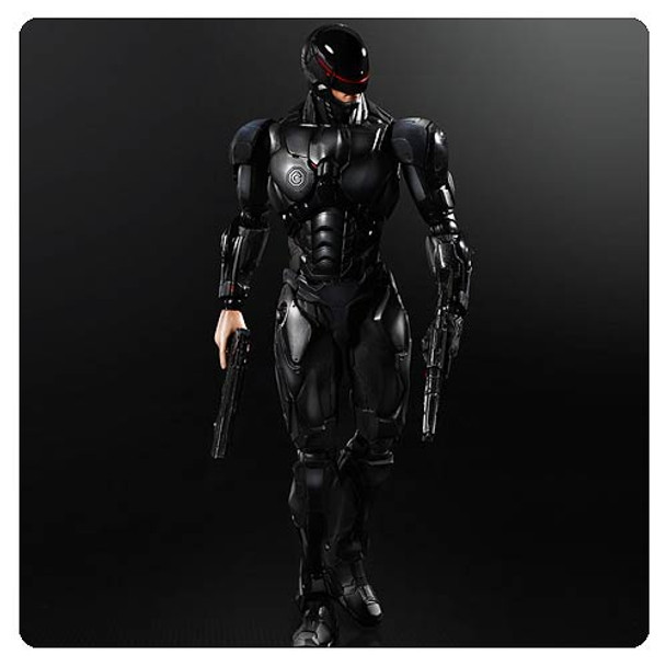 RoboCop 3.0 Play Arts Kai Action Figure
