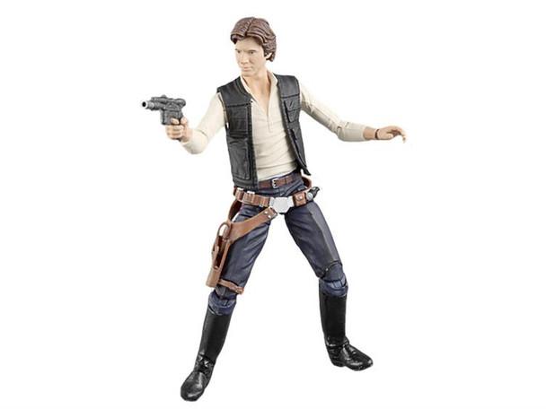 Star Wars The Black Series 2 Han Solo 6 inch Figure