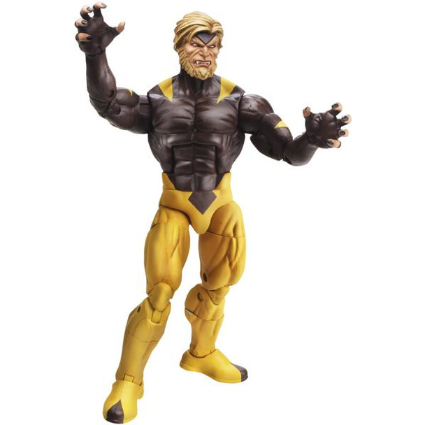 Marvel Legends Wolverine Previews Exclusive Sabretooth Action Figure