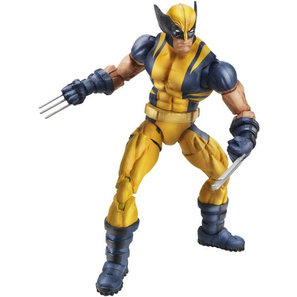 Marvel Legends Wolverine Previews Exclusive Wolverine Action Figure