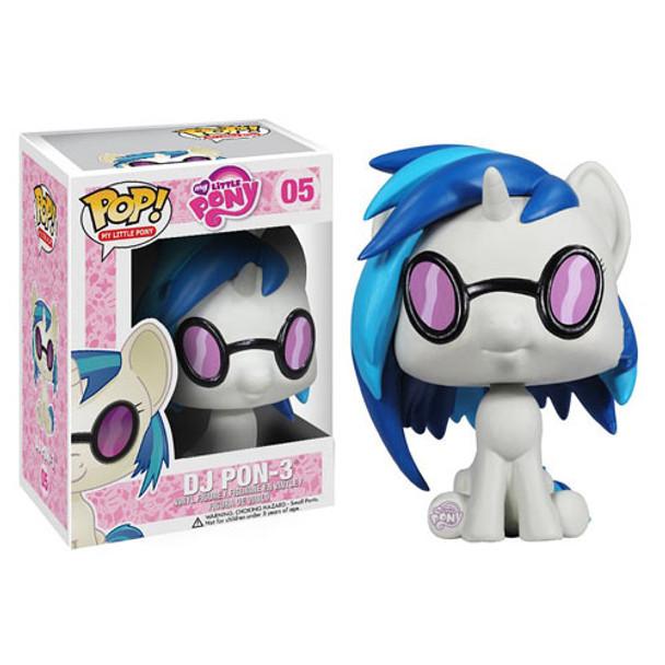 My Little Pony Friendship is Magic DJ Pon-3 Pop! Vinyl Figure