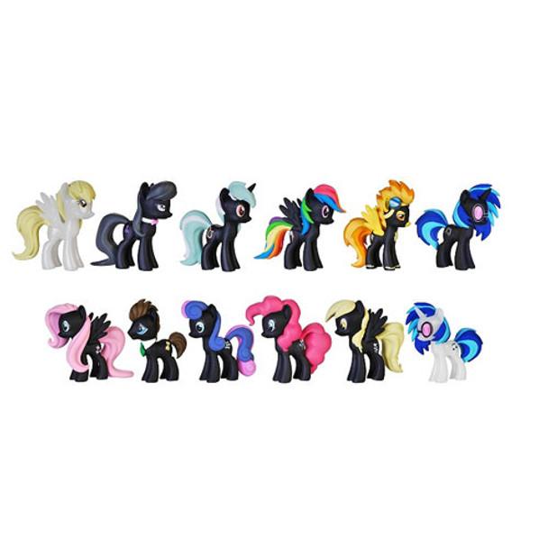 My Little Pony Mystery Minis Mini-Figure 4-Pack