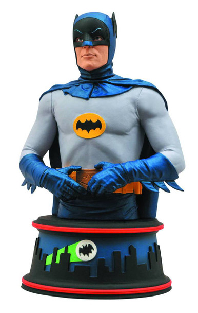 Batman 1966 TV Series Batman Adam West Mini-Bust