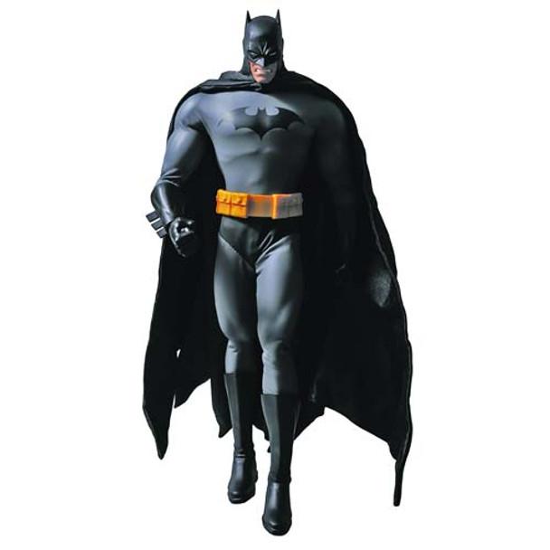 Batman Hush Batman Black Suit Real Action Hero 1:6 Scale Figure