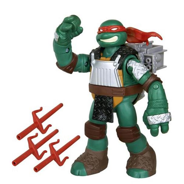 Teenage Mutant Ninja Turtles Flingers - Raphael