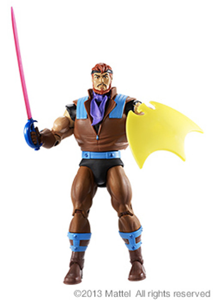 Masters Of The Universe Classics Sea Hawk Figure