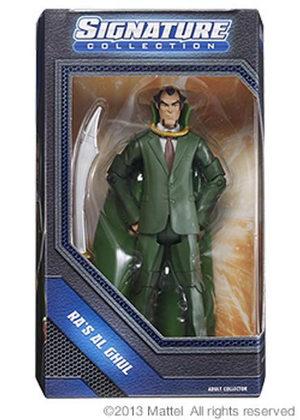 DC Universe Club Infinite Earths Ra's Al Ghul Figure