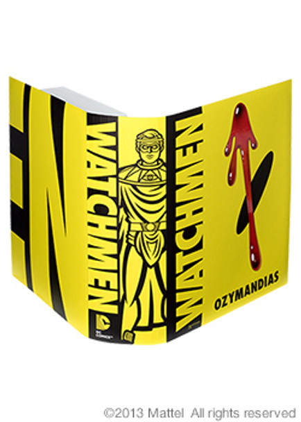 Club Watchmen Ozymandias Figure