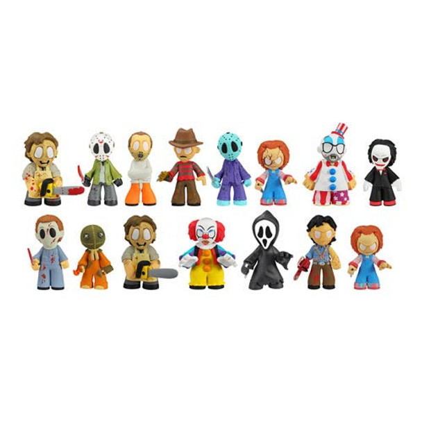 Horror Collection Mystery Minis Vinyl Mini-Figure 4-Pack
