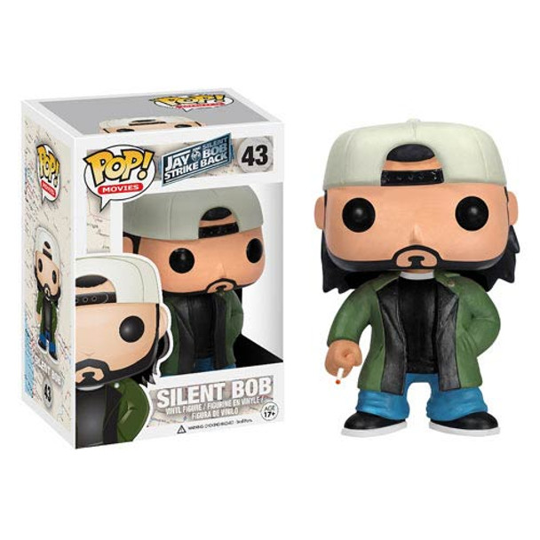 Jay and Silent Bob Silent Bob Pop! Vinyl Figure