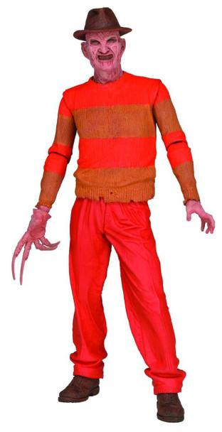 Nightmare On Elm St Video Game Freddy Krueger Action Figure