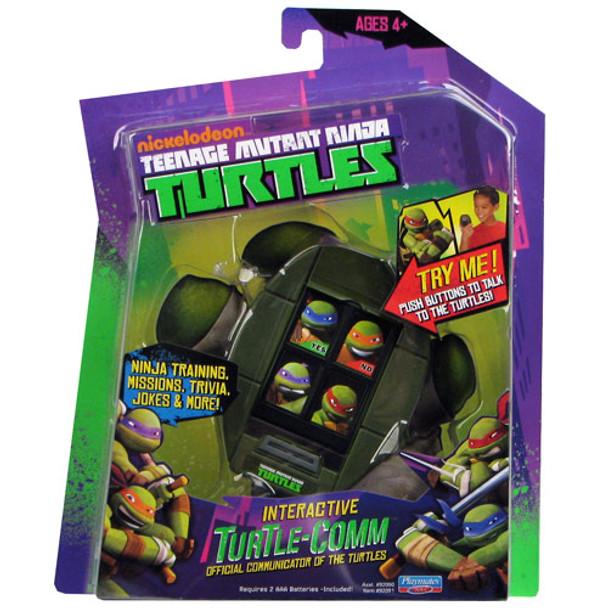 Teenage Mutant Ninja Turtles Electronic Turtle Communicator