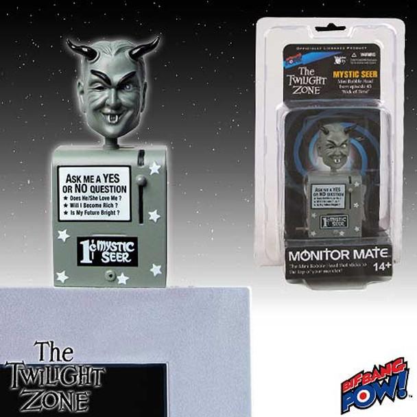 The Twilight Zone Mystic Seer Monitor Mate Bobble Head