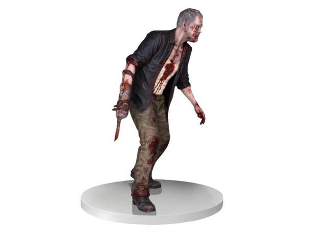 Walking Dead TV Series Merle Dixon Walker 1:4 Scale Statue
