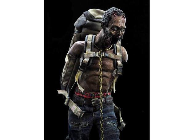 The Walking Dead Michonnes Red Pet Zombie 1:6 Scale Action Figure