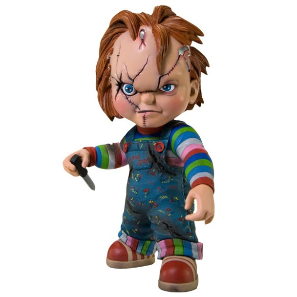 Child's Play Chucky Stylized Rotocast 6-Inch Action Figure