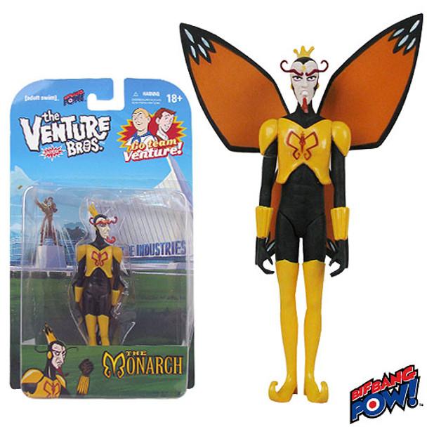 Venture Bros. The Monarch 3 3/4-Inch Action Figure