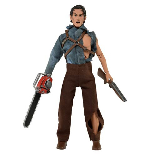 Evil Dead 2 Hero Ash 8-Inch Retro Action Figure