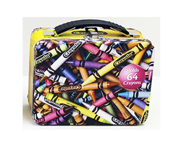 Crayola Small Carry All Tin