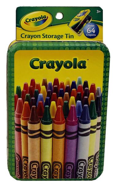 Crayola Large Storage Tin