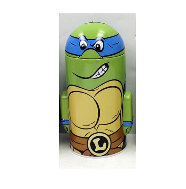 Teenage Mutant Ninja Turtles Leonardo Coin Bank