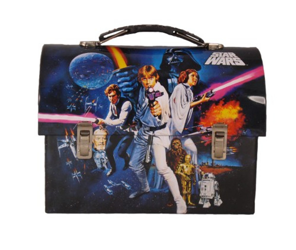 Star Wars: Episode IV - A New Hope Movie Poster Workman Lunch Box