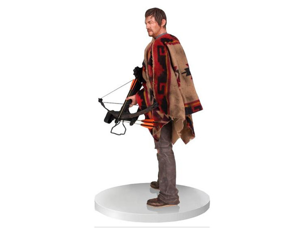 The Walking Dead Daryl Dixon 1:4 Scale Statue
