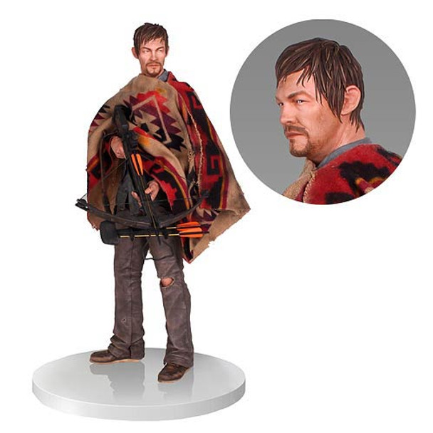 The Walking Dead Daryl Dixon 1:4 Scale Statue