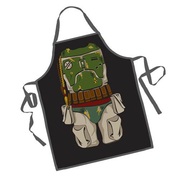 Star Wars Boba Fett Be the Character Apron