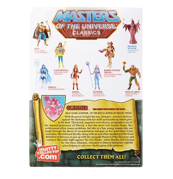 Masters Of The Universe Classics Glimmer Figure