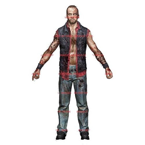 The Walking Dead Comic Series 3 Punk Dwight Action Figure