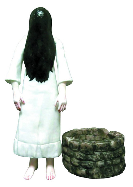 Monster Heaven Ringu Sadako Sofubi Vinyl Figure