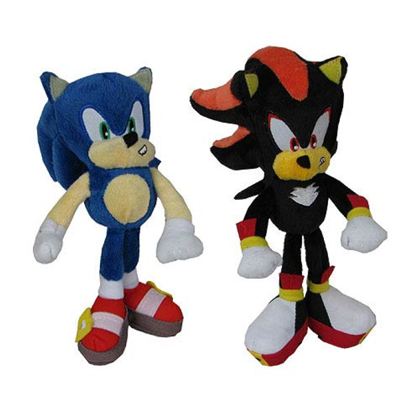 Sonic the Hedgehog 20th Anniversary Classic Plush Set