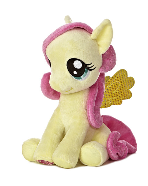 My Little Pony Fluttershy 10-Inch Seated Plush