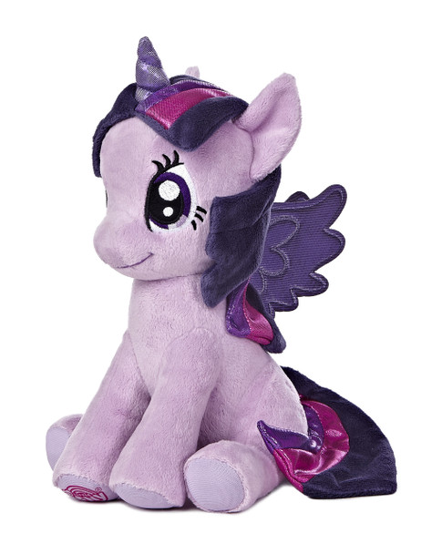 My Little Pony Twilight Sparkle 10-Inch Seated Plush