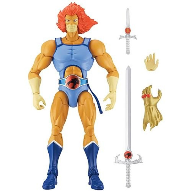 ThunderCats Classic Lion-O 8-Inch Collector Action Figure