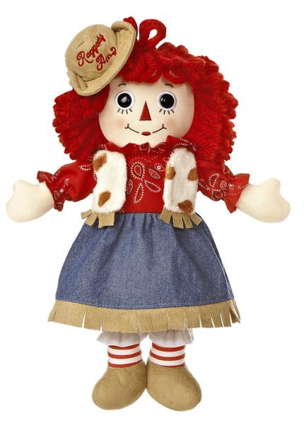 Raggedy Ann Western 12-Inch Doll