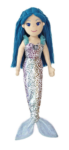 Sea Sparkles Mermaid Nerine 17-Inch Doll